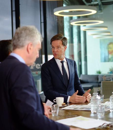 Mark Rutte beantwoordt vragen bij De Gelderlander: kijk het hier terug!