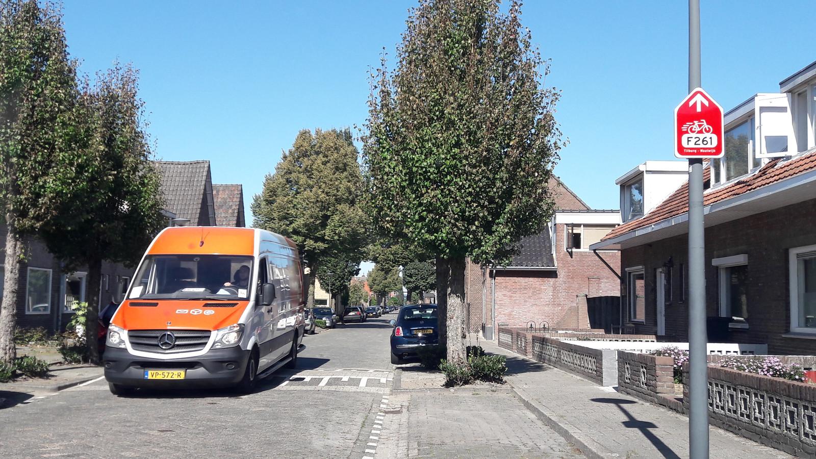 Waalwijk zet niet meer in op een snelfietsroute door de Besoyensestraat. De weerstand tegen dat plan was groot.
