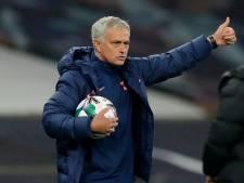 Mourinho die Dier volgt naar wc past perfect in 'Grote Mourinho-show'