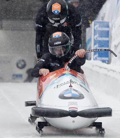 Beste prestatie bobsleeër De Bruin in laatste wereldbeker