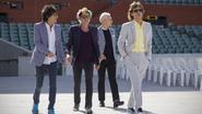 Rolling Stones op raceauto Indy 500