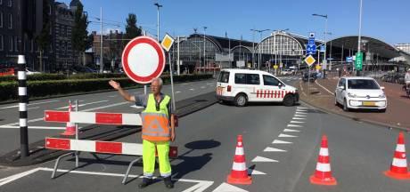 Michiel de Ruijtertunnel afgesloten wegens storing