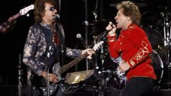 Bon Jovi in Rock and Roll Hall of Fame