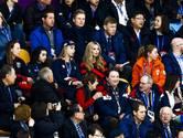 Esmee Visser naast Ivanka Trump op de tribune: 'Ze had er niet veel verstand van'