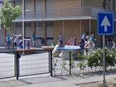 Schooljeugd van Moergestel kan straks over een veilig voetpad gaan gymmen