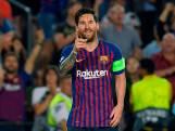 Achtste hattrick voor Messi in CL, één meer dan Ronaldo