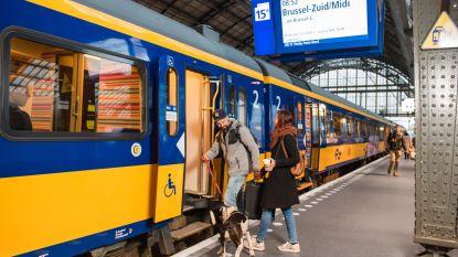 De trein naar Amsterdam wordt tot 70 procent duurder