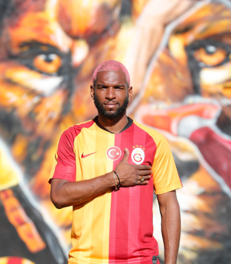 Goal Babel niet genoeg voor zege Galatasaray