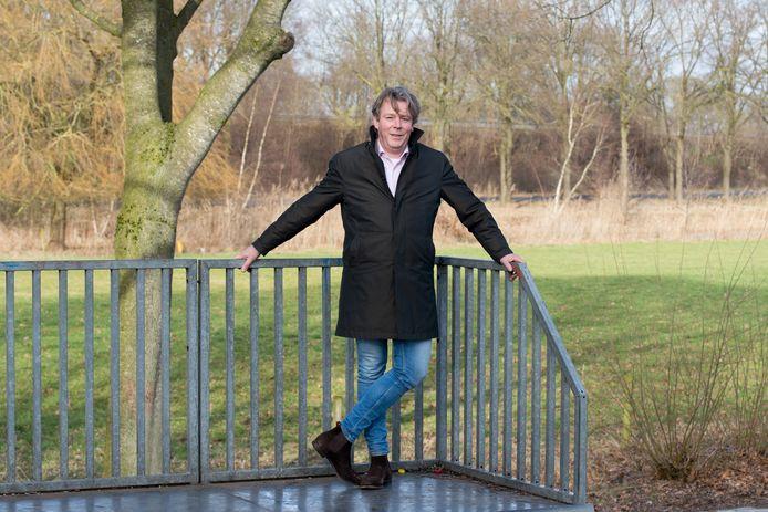 Ondernemer Jaap ter Hoor heeft plannen om een Aldi neer te zetten op het Mercator terrein in Dedemsvaart.