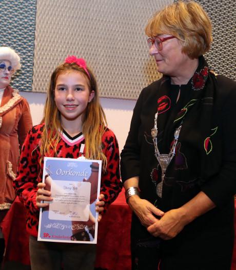 Bewonderingswaardige daden beloond in Oss: 'Deze kinderen zijn helden'