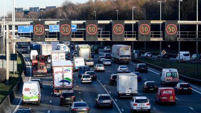 Vlaanderen haalt 350.000 vrachtwagens van de weg