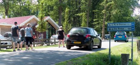 Twentse campings willen verkeersremmers op Wittebergweg na ongeval