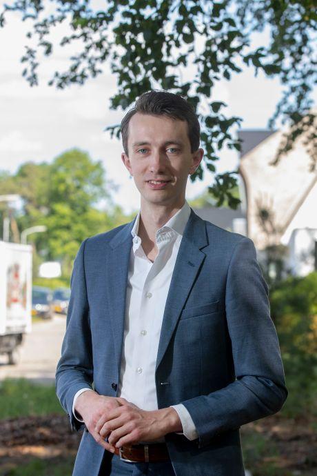 Jan Pieter van der Schans (28) jongste wethouder in Ede