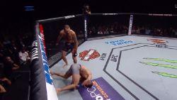 Patat! Internet in de ban van brutale elleboogstoot én knock-out UFC-vechter