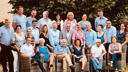 'Centrumlijst v Haaltert' met 14 nieuwelingen naar verkiezingen