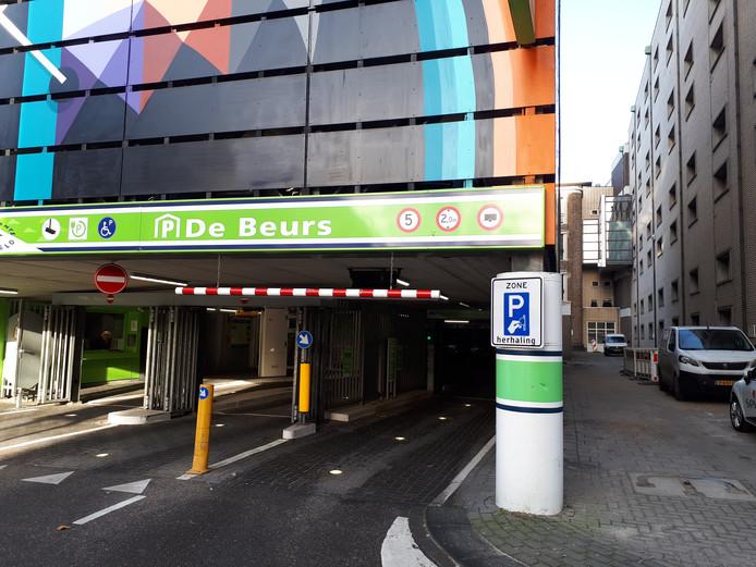 Parkeergarage De Beurs Hengelo