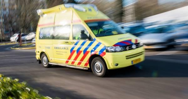 Automobilist ernstig gewond bij botsing tegen boom in Breda.