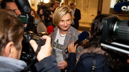 """Hilde Crevits over haar partij en de Vlaamse regering-Jambon: """"Schoonmoeder? Graag, maar niet die van CD&V"""""""