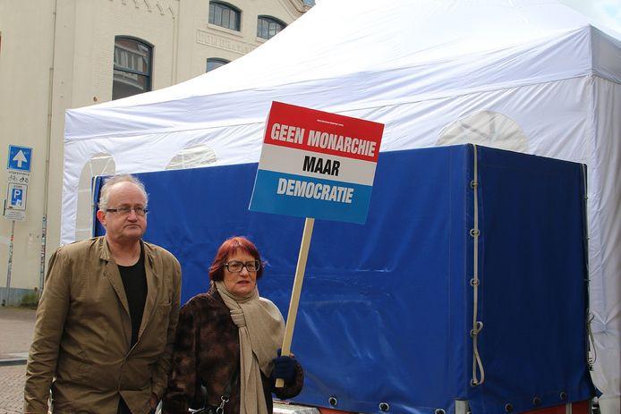 Twee republikeinen in Zwolle