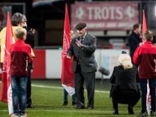 Kees Rijvers benoemd tot erelid van FC Twente