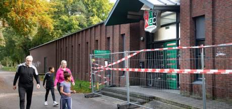 Politie tast nog steeds in duister over brand bij NEC