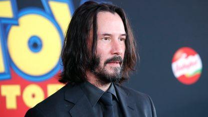 """Marvel-topman: """"We bellen Keanu Reeves voor zowat elke film die we maken"""""""