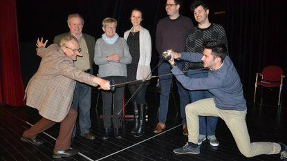 Die Ghesellen spelen 'Cyrano!'