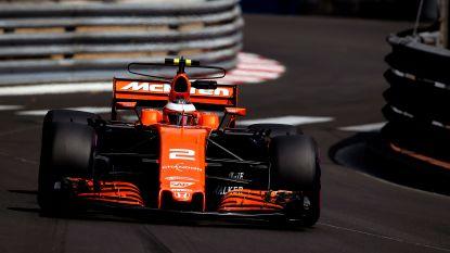 Vettel domineert tweede oefensessie in Monaco, elfde tijd voor Vandoorne