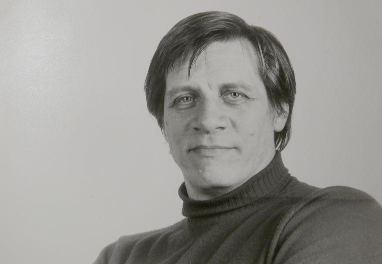 Jan Boon in de jaren zeventig. Beeld -