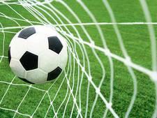 Zaterdagvoetbal 25 maart