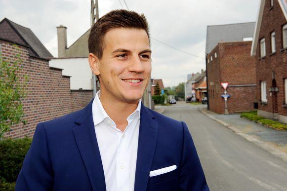 Schild & Vriend-oprichter Dries Van Langenhove, vandaag in Opwijk.
