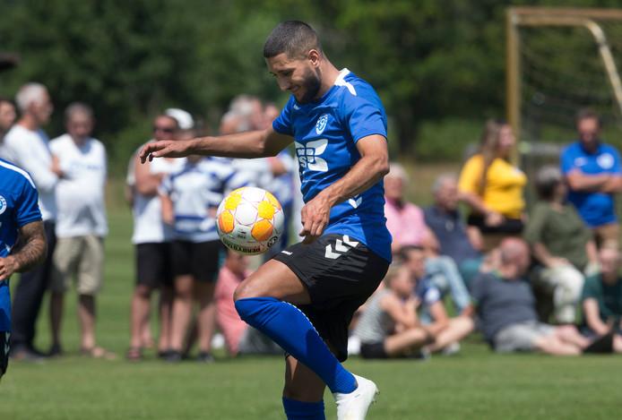 Fahd Aktaou krijgt geen contract bij De Graafschap.