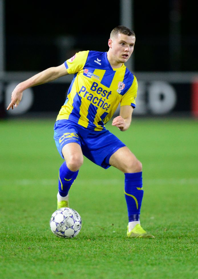21-02-2020: Voetbal: Jong PSV v TOP Oss: Eindhoven  Philippe Rommens of TOP Oss,   Keuken Kampioen Divisie, seizoen 2019-2020