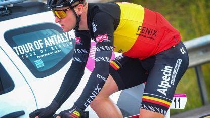 KOERS KORT. Merlier viert in slotrit Antalya - Ackermann rijdt naar winst in UAE Tour - Worst beste in Oostmalle
