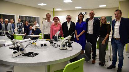 Lokalen innovatief onderwijs GO! Atheneum Geraardsbergen geopend