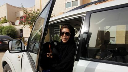 Historisch moment nadert: Saoedische vrouwen na middernacht achter het stuur