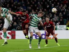 Celtic naar volgende ronde ondanks nederlaag