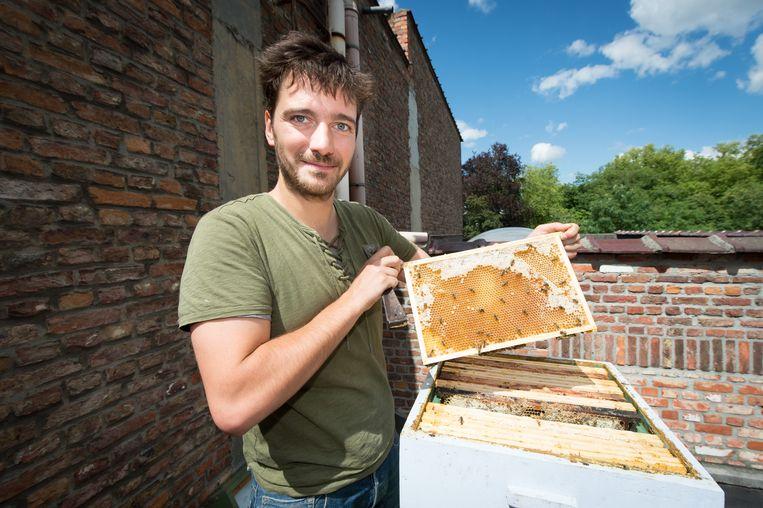 Tijdens de Opentuindag kan je onder meer proeven van honing van lokale imkers.