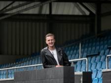 Siebe Van der Heyden: thuis in Riethovens gastgezin en bij FC Eindhoven