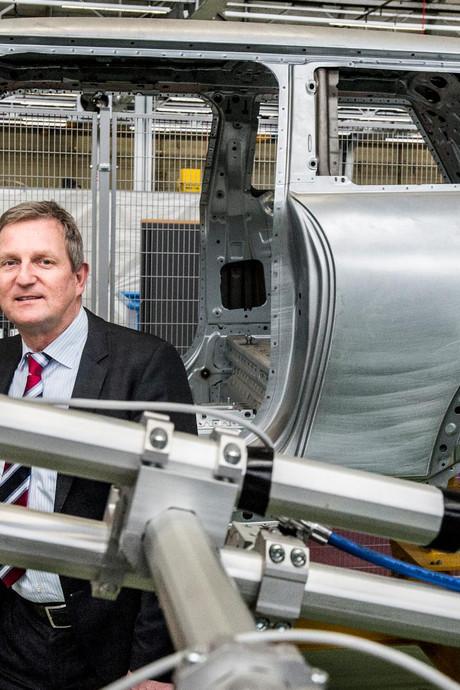 Autofabrikanten in de rij voor robots van VDL Steelweld