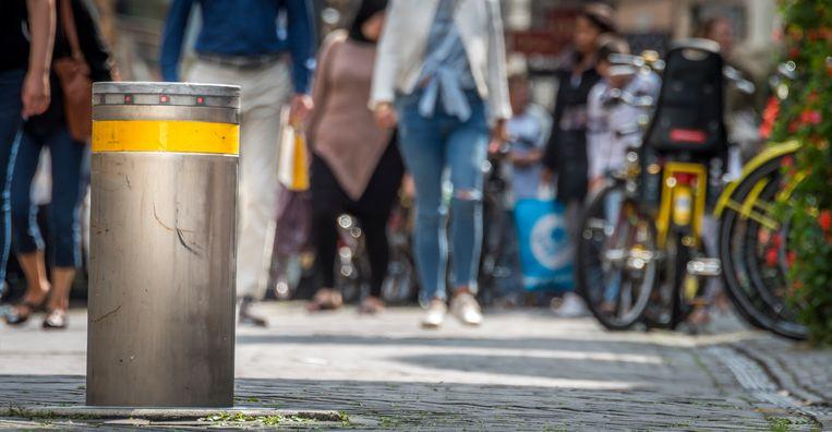 Grote steden stellen zich de vraag of trekpleisters van publiek moeten worden afgezet voor voertuigen Beeld anp