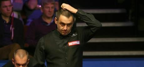 Snookerlegende O'Sullivan uitgeschakeld door amateur op WK