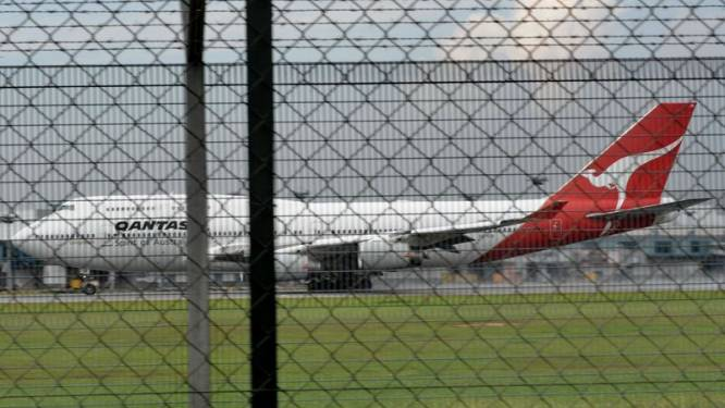 Nieuwe noodlanding van Qantas-toestel in Singapore