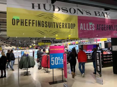 Pand van Hudson's Bay in Hoog Catharijne wordt gedeeltelijk omgebouwd tot kantoorruimte