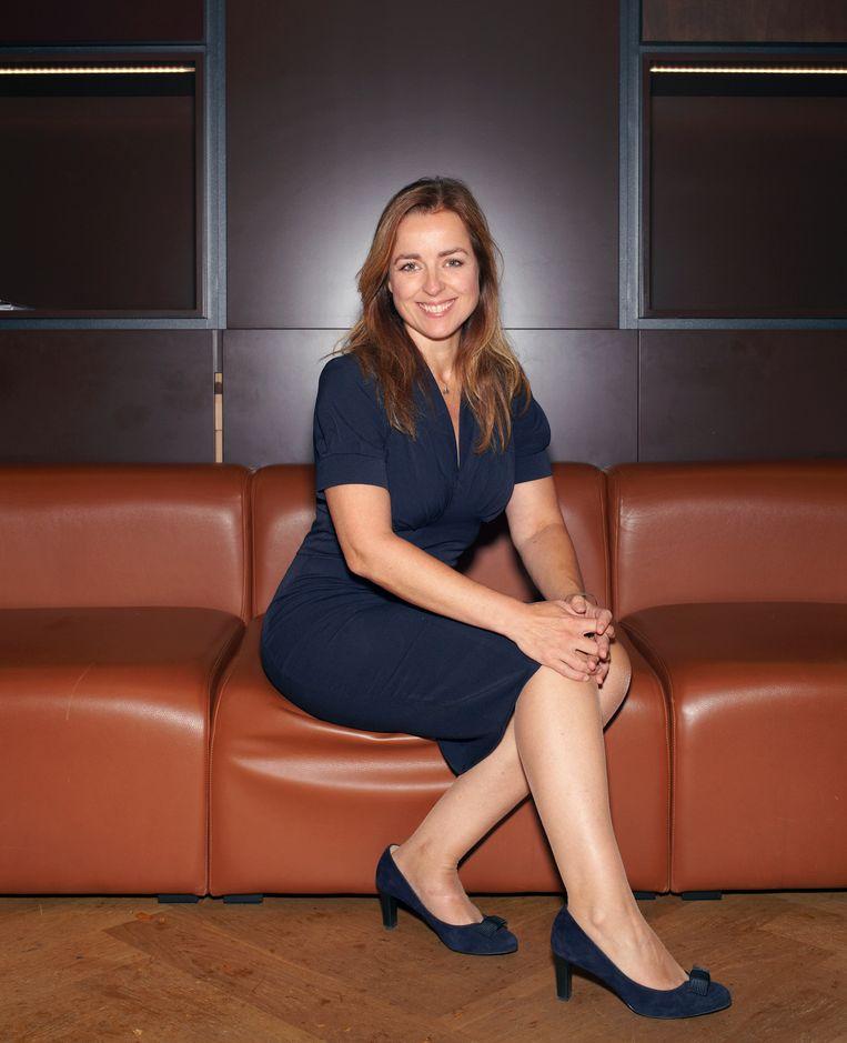 Marianne Thieme, medeoprichter en fractievoorzitter van de Partij voor de Dieren.  Beeld Daniel Cohen