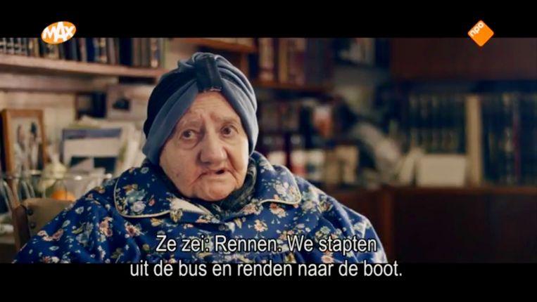 Beelden uit 'De kinderen van Truus' Beeld Renate Van Der Bas