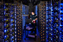 Google data center, ofwel, de Cloud.