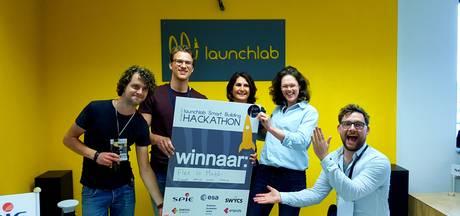 App voor flexwerkers wint Smart Building Hackathon