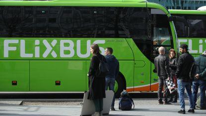 Na verhoging prijs treinrit: FlixBus rijdt voortaan dubbel zo vaak tussen Brussel en Amsterdam
