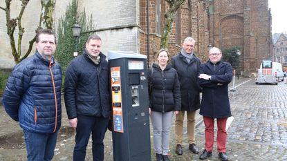 Haperende parkeerautomaten vervangen